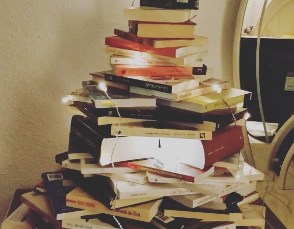 Christmas BookTree